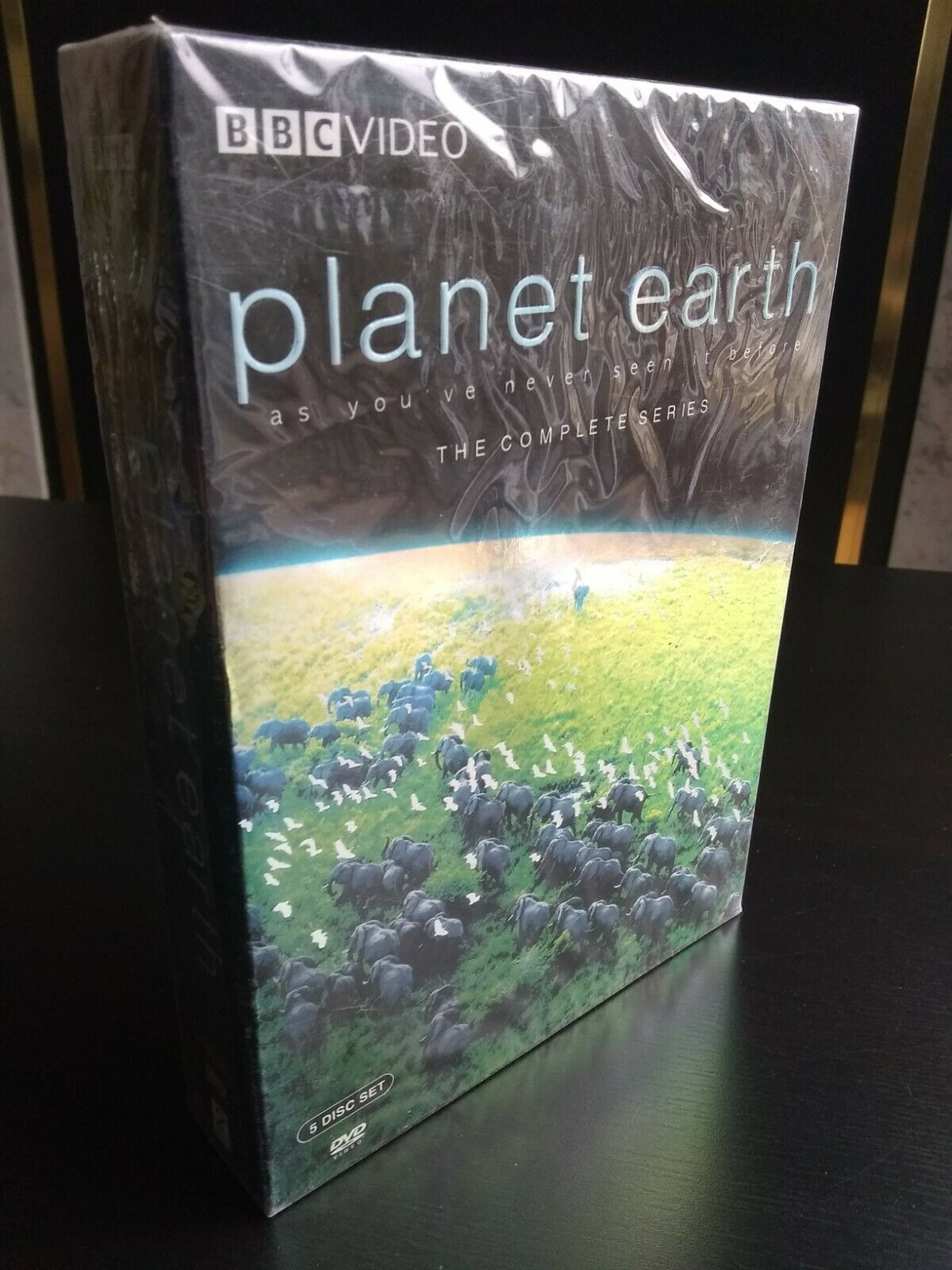 Planet Earth - The Complete Series (DVD, 2007, 5-Disc Set)