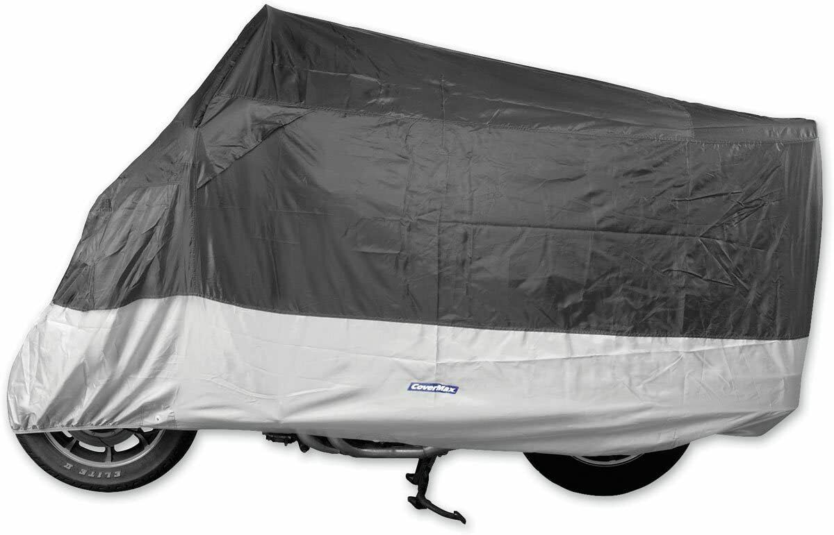 CoverMax Motorcycle Cover Deluxe Sport Bike STANDARD LARGE 10-7511 Up to 1100cc