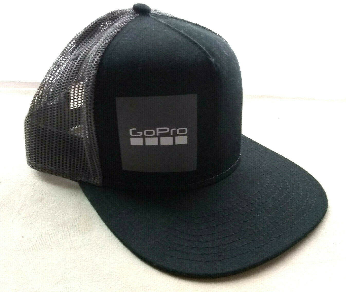 GoPro Otto Premium Snapback Trucker Hat Baseball Cap Great Gift Idea