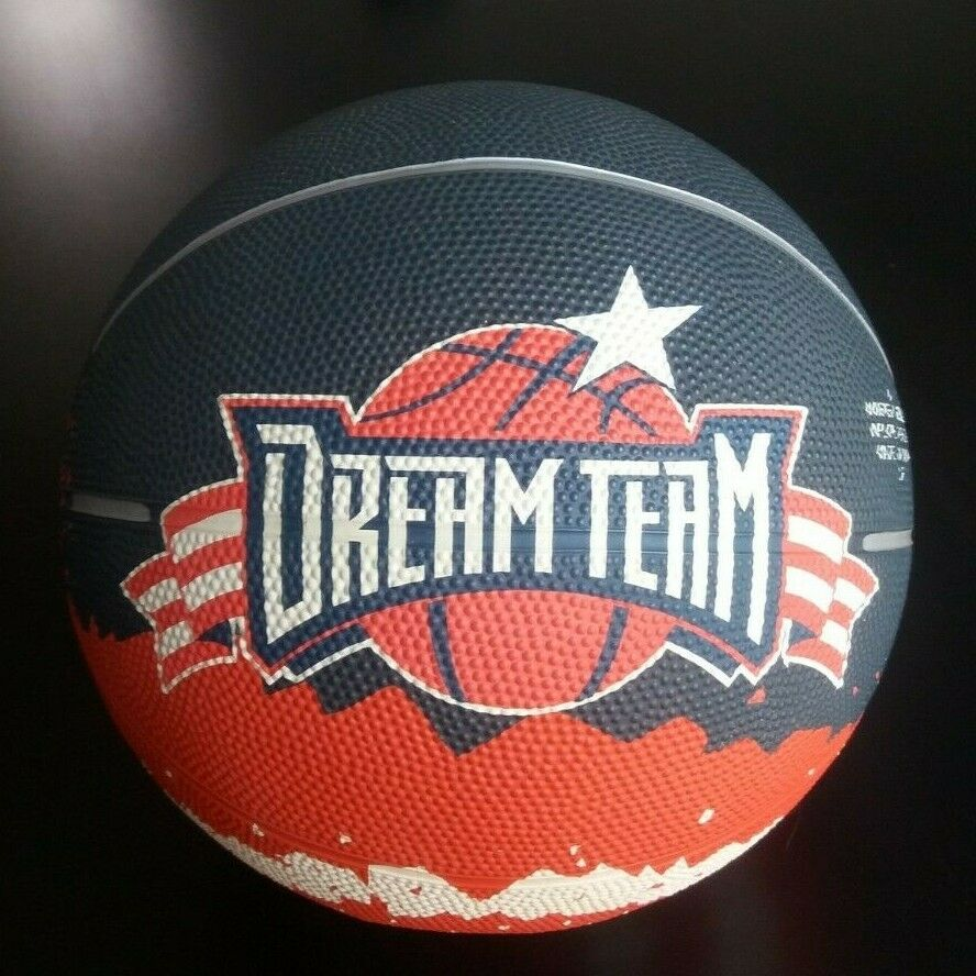 RARE Spalding Havoline Dream Team USA Olympic Basketball NBA Jordan Collectible