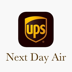 UPS Next Day Air Shipping Upgrade (not a physical product)