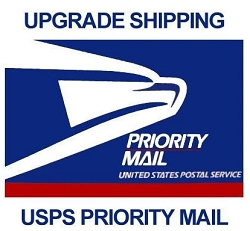 USPS Priority Mail Shipping Upgrade (not a physical product)