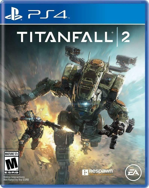 Titanfall 2 Playstation 4 Game BRAND NEW Factory SEALED PS4 Complete FPS Mech