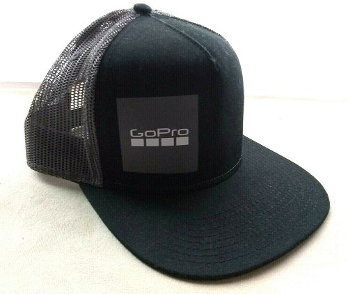 New w/o Tags GoPro Otto Premium Snapback Trucker Hat Baseball Cap Great Gift Idea