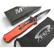 Discontinued MTech MT-A991DRD Red Dragon Spring Assisted Stiletto Pocket Knife EDC Fast Flipper Spear Point Blade